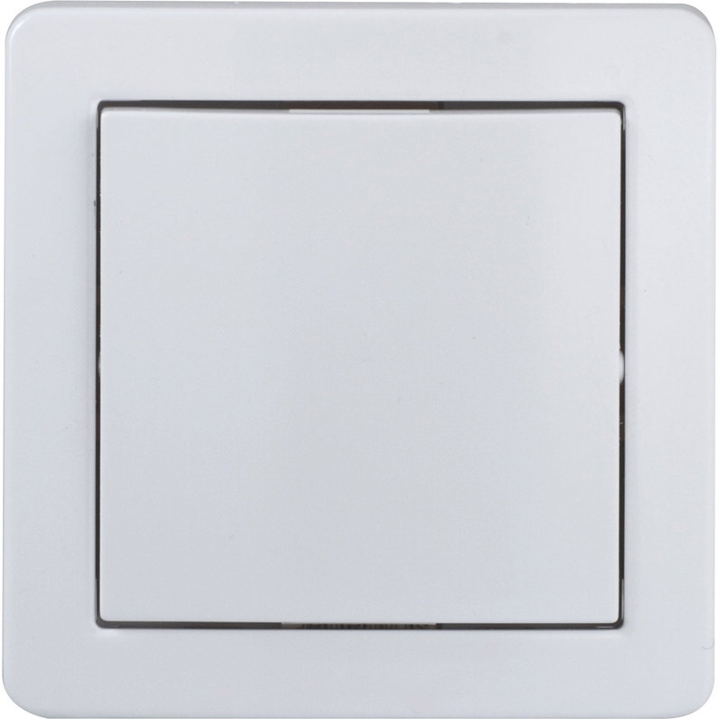 Interrupteur Va Et Vient Saillie Schneider Electric Alréa Blanc