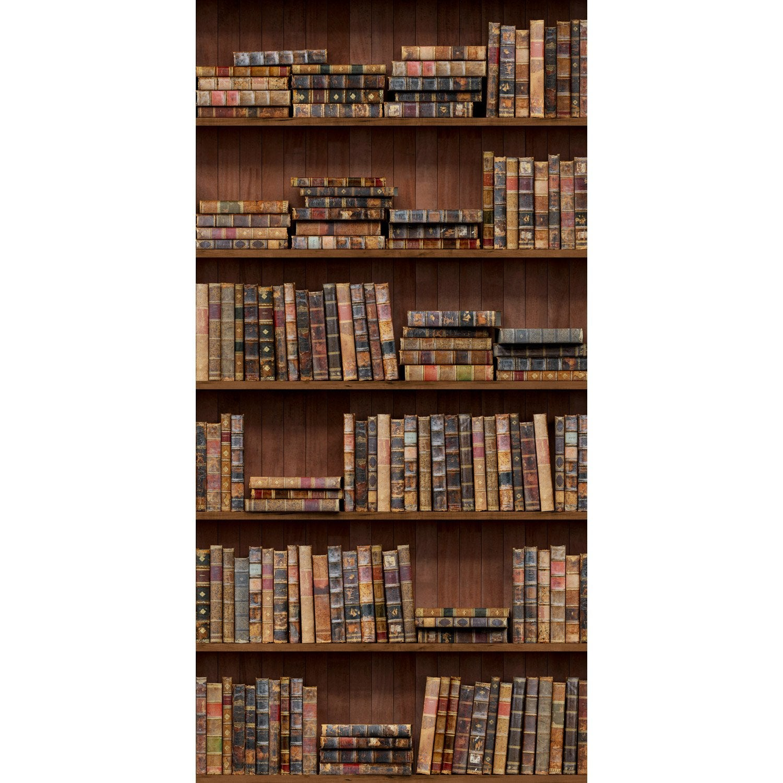 Radiateur Lectrique Rayonnement Decowatt Biblioth Que 750 W  # Bibliotheque En Vitre Aluminium