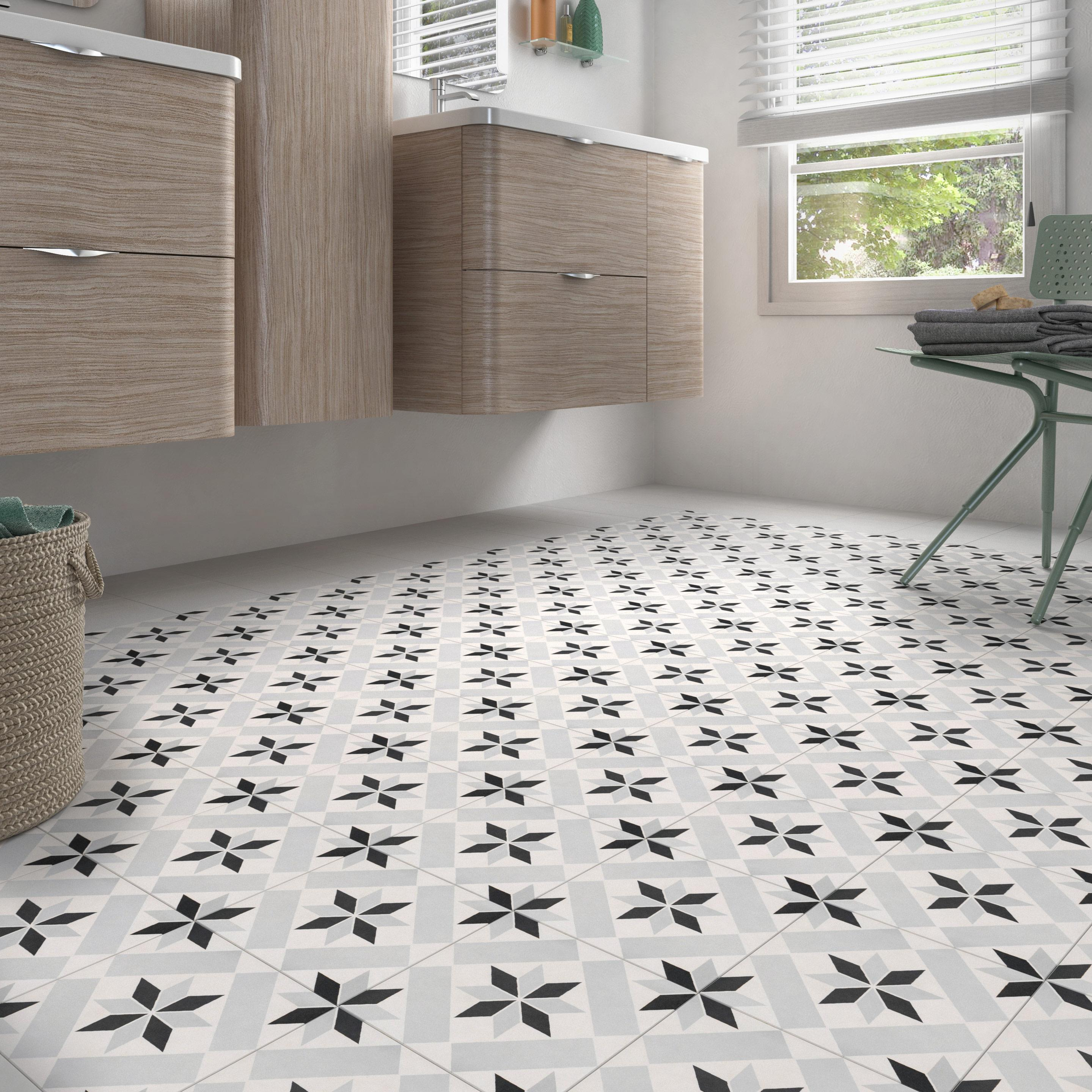 Carreaux De Ciment Carrelage