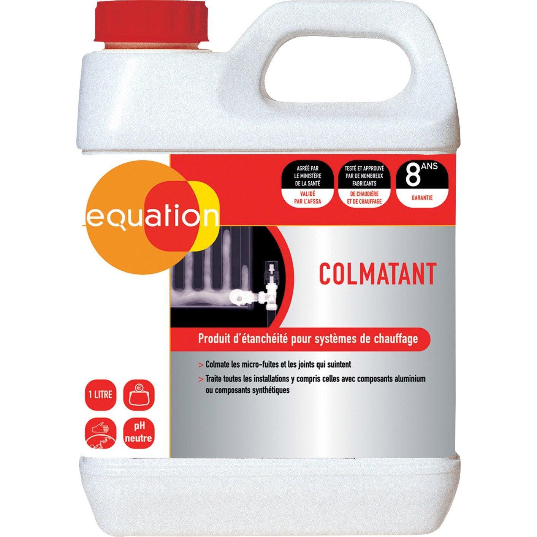 Colmatant Liquide Pour Chaudire 1 L EQUATION
