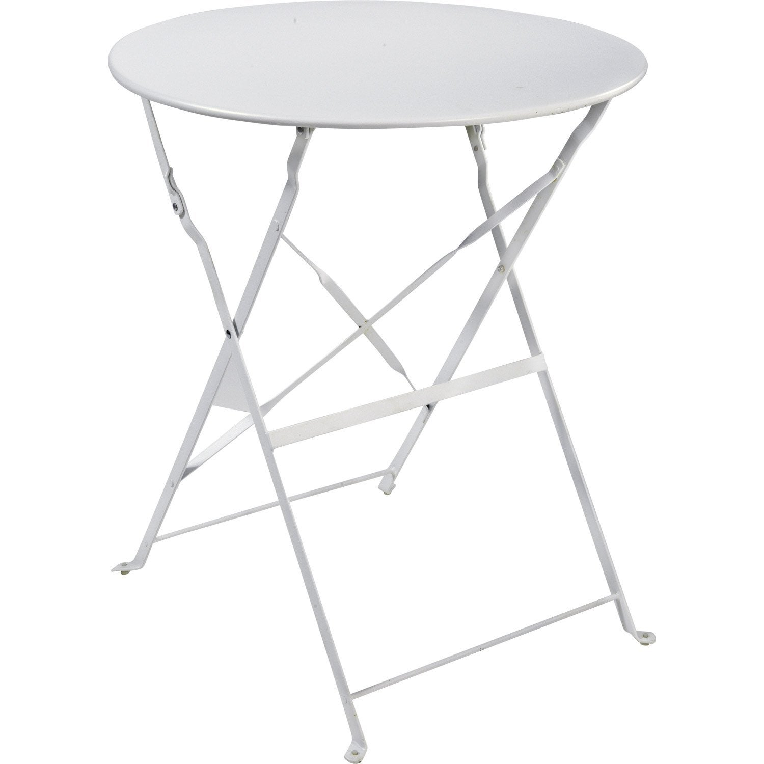 Table House Blanc Ronde Design De Best Jardin Pictures uTJ1cFl3K