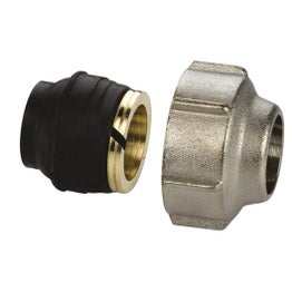Raccord en cuivre pour radiateur 6 connexions EQUATION, diam.14