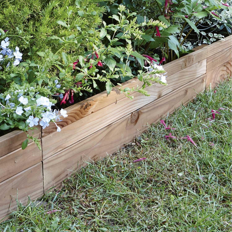 Poutre Bois Pour Bordure Jardin Kqu05 Napanonprofits