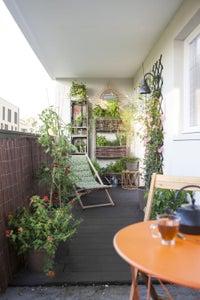 balcon nortene. Black Bedroom Furniture Sets. Home Design Ideas
