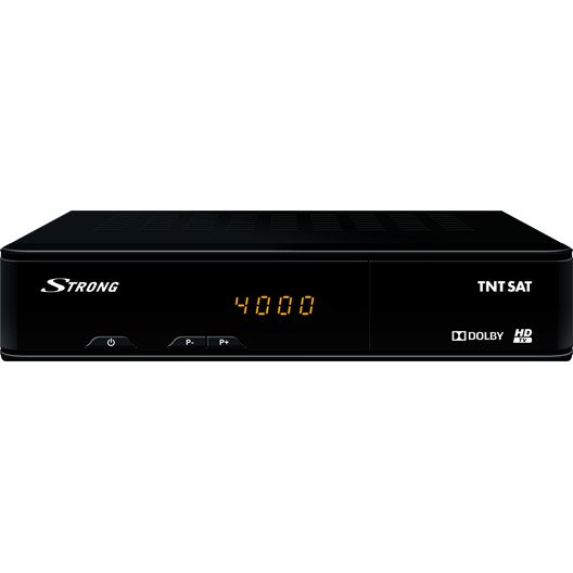 Décodeur satellite HD tntsat STRONG Srt 7404