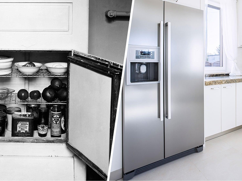 Le réfrigérateur, une révolution dans la cuisine