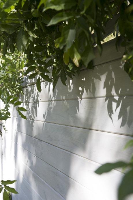 Des lames à emboiter pour avoir une clôture sur-mesure