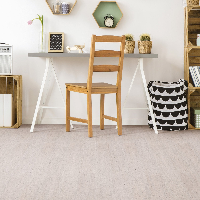 rev tement de sol li ge contrecoll ch ne sagres white. Black Bedroom Furniture Sets. Home Design Ideas