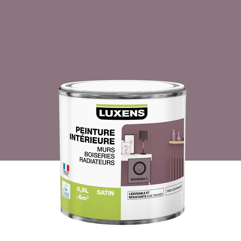 Peinture mur, boiserie, radiateur toutes pièces Multisupports LUXENS, bohemia 3,