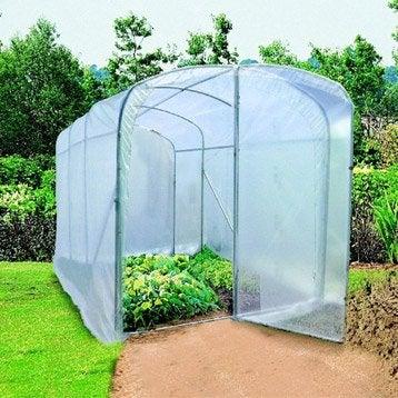 tunnel mini tunnel jardin serre tomates plateau au. Black Bedroom Furniture Sets. Home Design Ideas