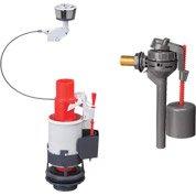 Chasse d'eau complète à câble poussoir EQUATION