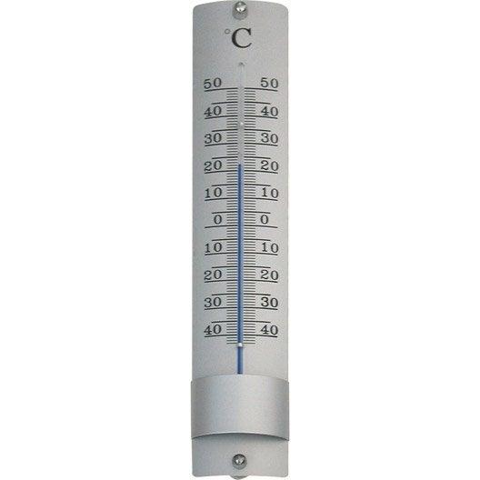Thermom tre alcool gpi 0331130 00 leroy merlin - Hygrometre leroy merlin ...