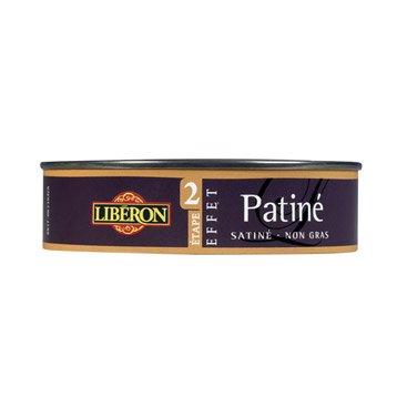 Cire à effet Patiné LIBERON, blanc colombe, 0.15 l