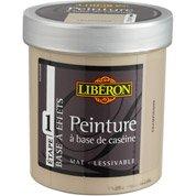 Peinture à effet Base caséine LIBERON, blanc albatre, 0.5 L