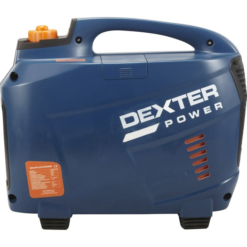 Groupe électrogène Essence Inverter Dexter Power 1600 W