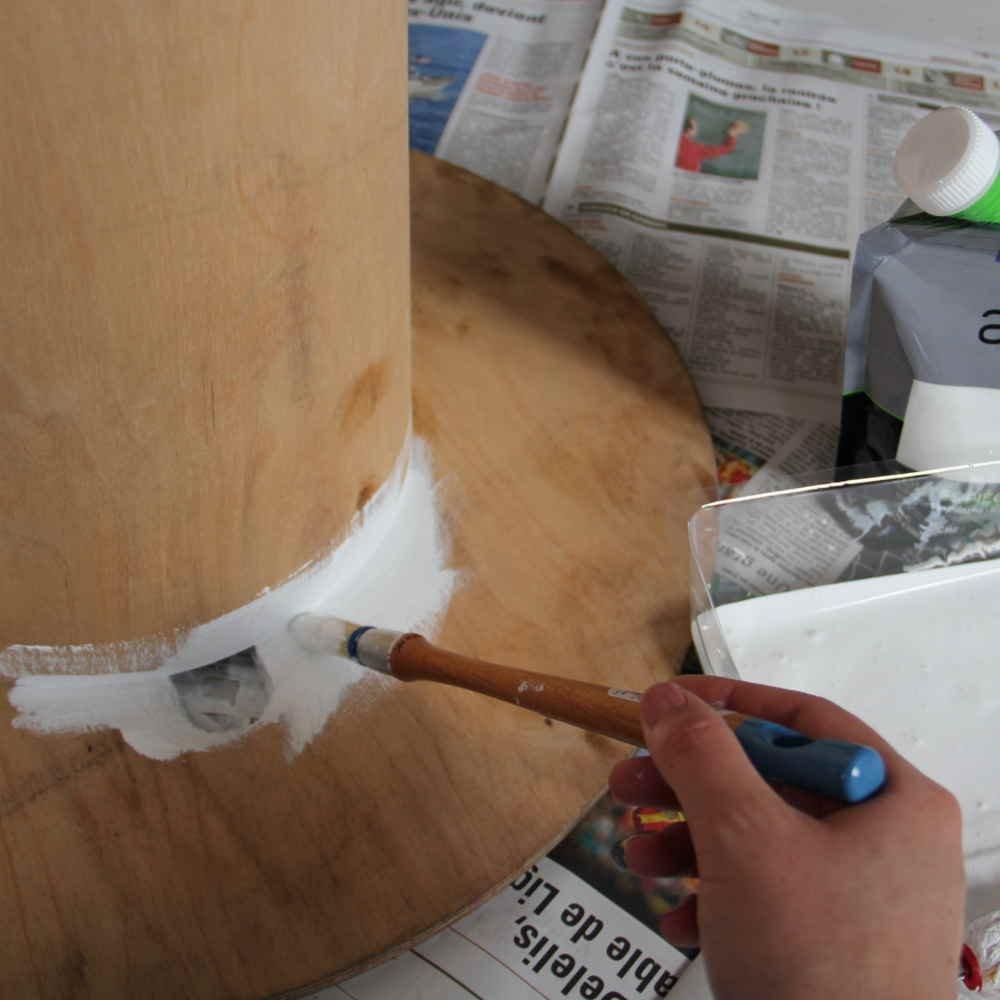Comment fabriquer une table basse design leroy merlin - Comment fabriquer une table basse ...