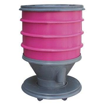 Composteur outil pour nettoyer et traiter les d chets - Leroy merlin composteur ...