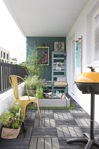 balcon. Black Bedroom Furniture Sets. Home Design Ideas