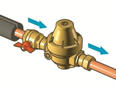 Formation plomberie d couvrir leroy merlin - Reducteur de pression d eau apres compteur ...