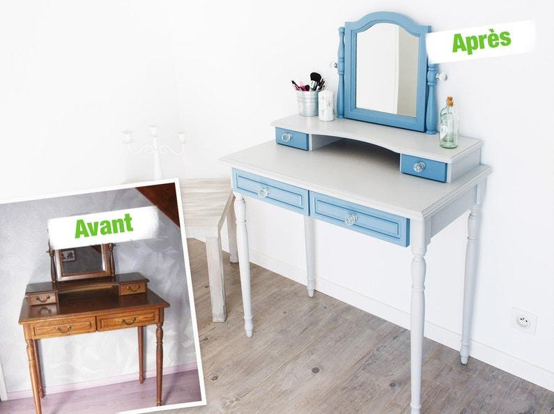 la coiffeuse de ludivine saint etienne d 39 orthes leroy merlin. Black Bedroom Furniture Sets. Home Design Ideas