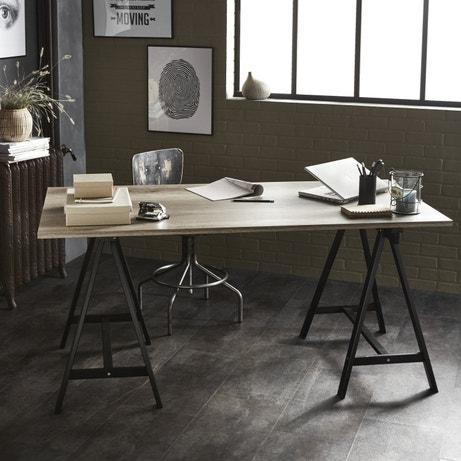 Un bureau au style indus'
