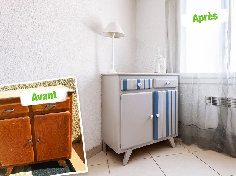 le meuble de m lanie saint jean de vedas leroy merlin. Black Bedroom Furniture Sets. Home Design Ideas