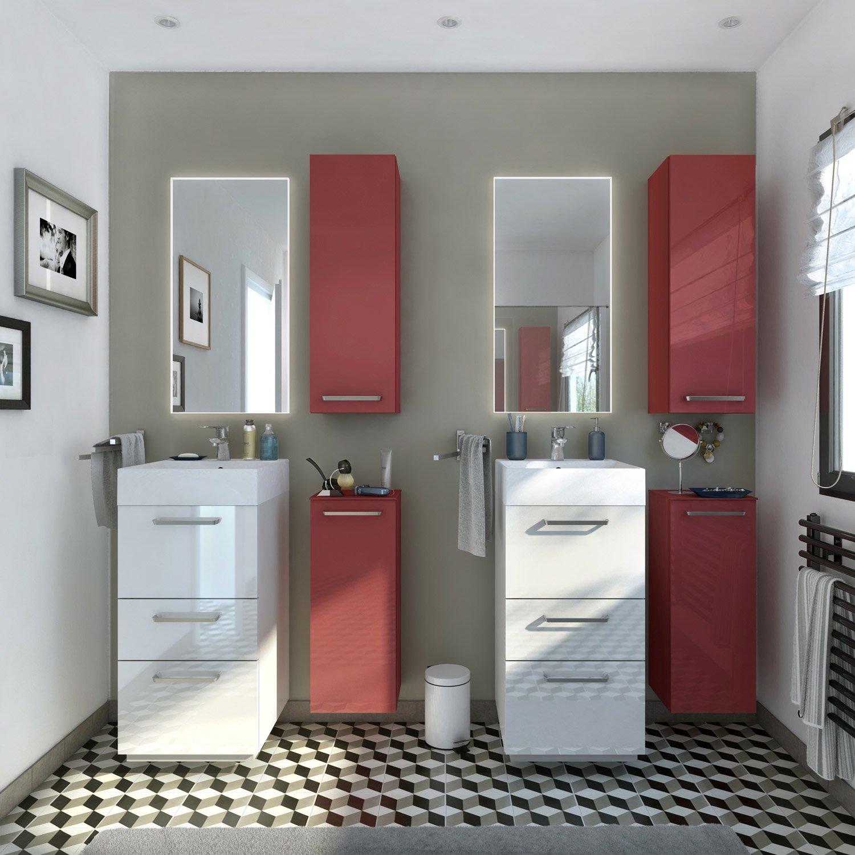 Meuble de salle de bains, Neo line | Leroy Merlin