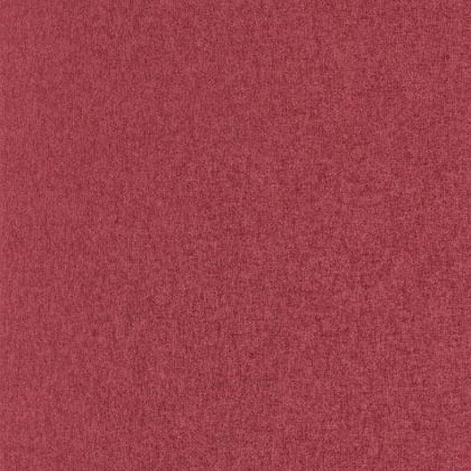 papier peint uni rouge bordeaux intiss linen leroy merlin. Black Bedroom Furniture Sets. Home Design Ideas
