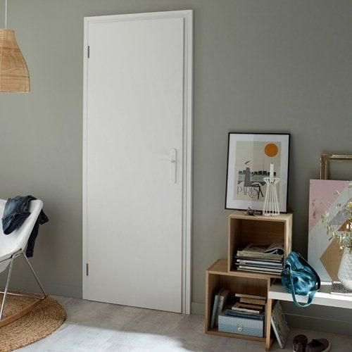 Porte coulissante porte int rieur verriere escalier - Leroy merlin porte coulissante interieur ...