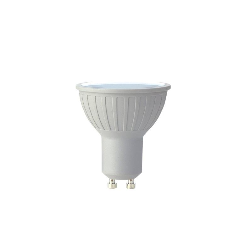 Ampoule Led Gu10 Pour Spot Blanc Chaud Blanc Froid 6w 460lm Equiv