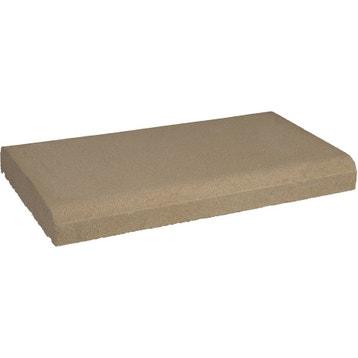 pilier pilier portail b ton au meilleur prix leroy merlin. Black Bedroom Furniture Sets. Home Design Ideas