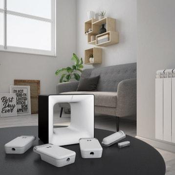 objets connect s maison intelligente et domotique leroy merlin au meilleur prix leroy merlin. Black Bedroom Furniture Sets. Home Design Ideas
