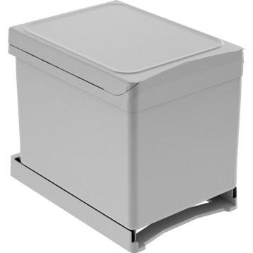 Poubelle de cuisine - automatique, tri selectif, à pedale ...