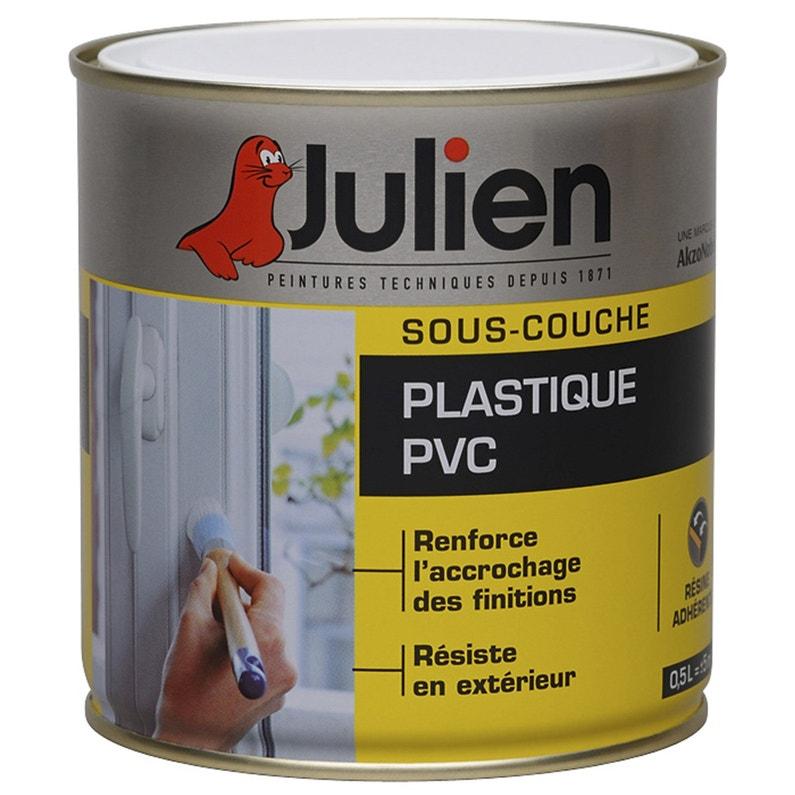 Sous Couche Pvc Aluminium Galva Julien 0 5 L