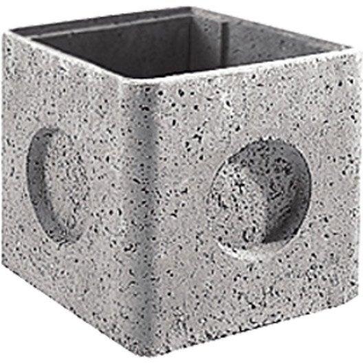 Regard avec embo tement rm25 b ton x mm - Regard en beton ...