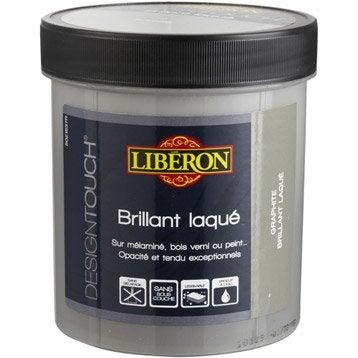 Peinture à effet, laqué, LIBERON Design touch, rouge intense, 0.5 l