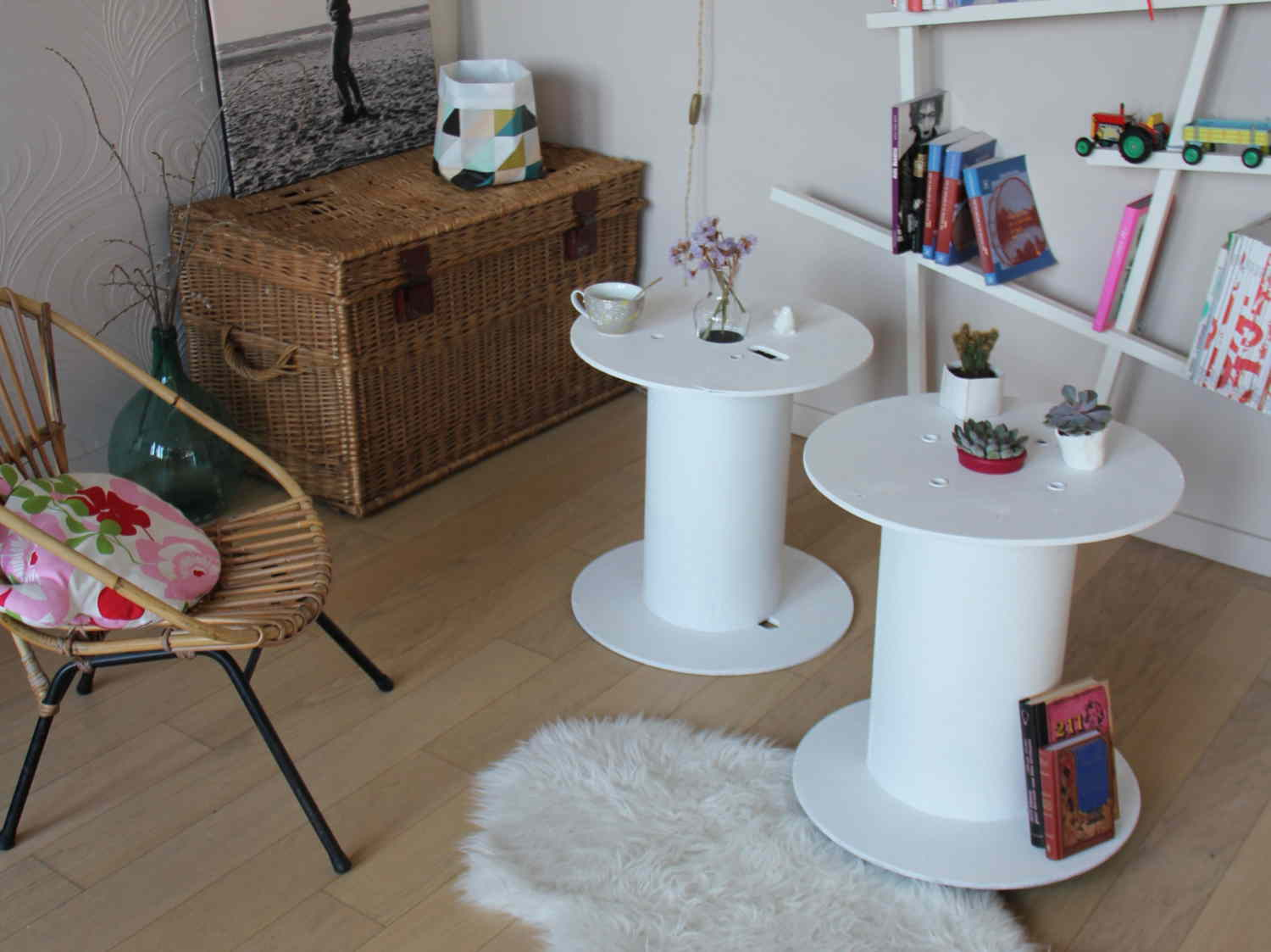 Comment Fabriquer Une Table Basse Design Leroy Merlin