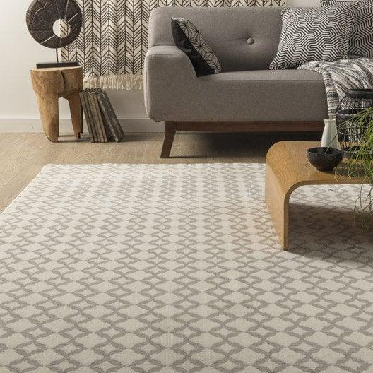tapis gris picture x cm leroy merlin. Black Bedroom Furniture Sets. Home Design Ideas