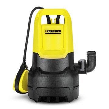 Pompe d'évacuation eau chargée KARCHER Sp 3 dirt 7000 l/h