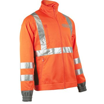 Veste OREGON orange fluo, taille M