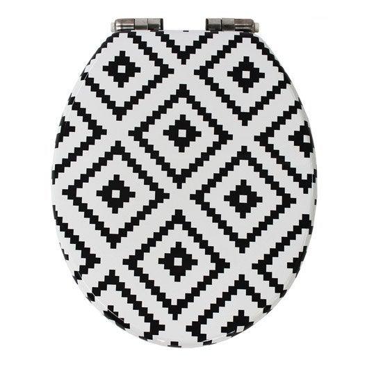 abattant frein de chute dclipsable multicolore bois compress ethnic with fenetre abattant leroy. Black Bedroom Furniture Sets. Home Design Ideas