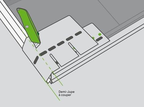 comment couvrir avec du bardeau bitume leroy merlin. Black Bedroom Furniture Sets. Home Design Ideas