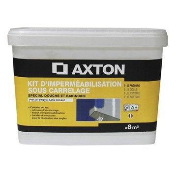 Kit imperméabilisation AXTON, 8 kg