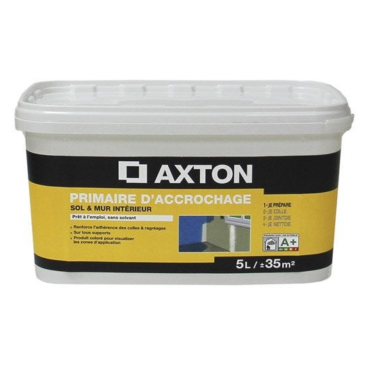 Primaire d'accrochage AXTON, 5 L
