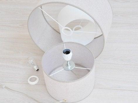 diy cr er une lampe poser soi m me leroy merlin. Black Bedroom Furniture Sets. Home Design Ideas