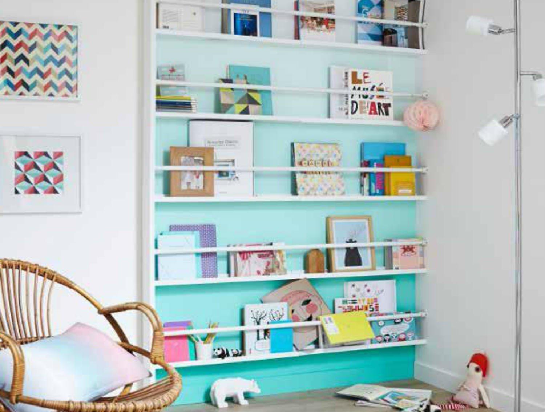 R aliser une biblioth que vitrine leroy merlin - Bibliotheque leroy merlin ...