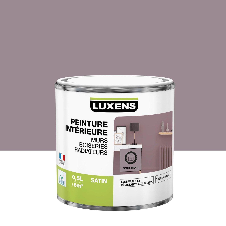 Peinture mur, boiserie, radiateur toutes pièces Multisupports LUXENS, bohemia 4,