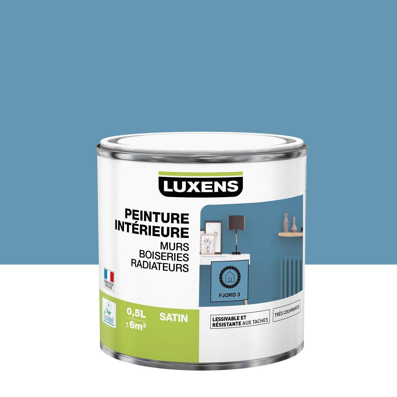 Peinture mur, boiserie, radiateur toutes pièces Multisupports LUXENS, fjord 3, s