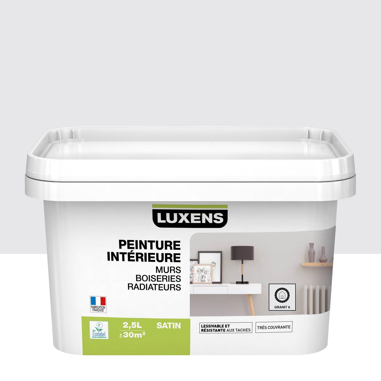 Peinture Mur Boiserie Radiateur Multisupports Luxens Granit 6