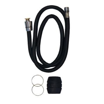 flexible et douchette pour robinet accessoires de robinet au meilleur prix leroy merlin. Black Bedroom Furniture Sets. Home Design Ideas
